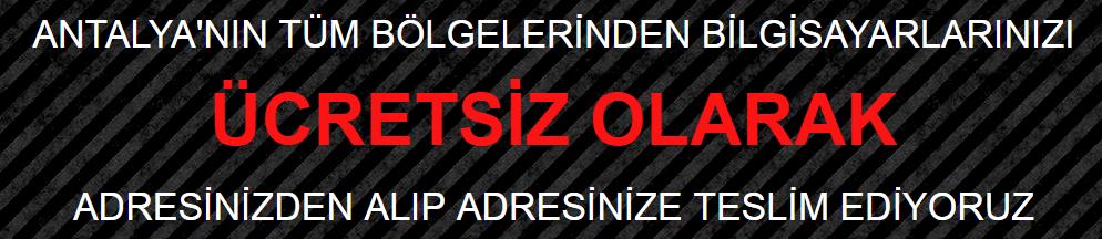 Antalya Uncalı Bilgisayarcı